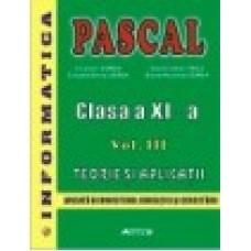 Pascal - Teorie și aplicații - cls. a XI-a